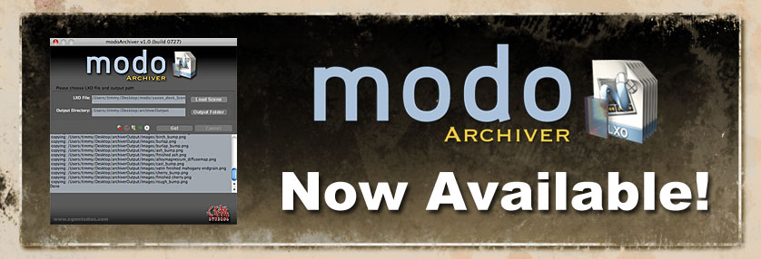 modoArchiver now available!